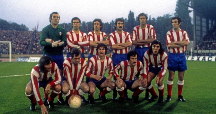 Атлетико Мадрид: «удачливые сукины дети» середины 70-х