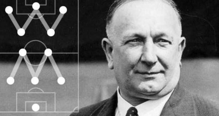 Как Герберт Чепмен навсегда изменил мировой футбол