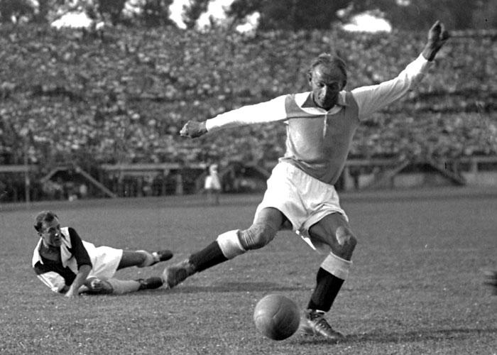 Маттиас Синделар – футболист, который чуть не сделал сборную Австрии чемпионом мира