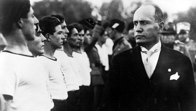 Спортивный диктатор: Бенито Муссолини и его кальчо