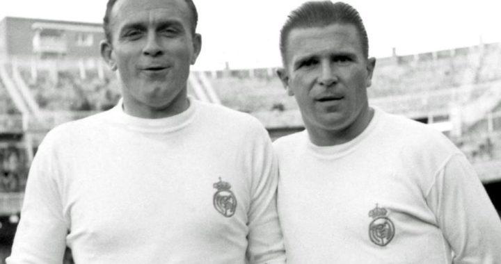 Альфредо Ди Стефано и Ференц Пушкаш – самый успешный дуэт форвардов в истории футбола