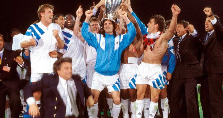 Допинг, взятки, договорные матчи и Кубок лиги чемпионов: «Марсель» в начале 90-х был неподражаем