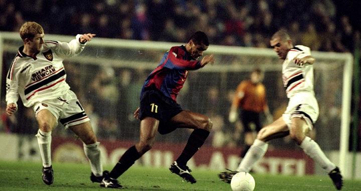 Эпический матч «Манчестер Юнайтед» против «Барселоны» двадцатилетней давности