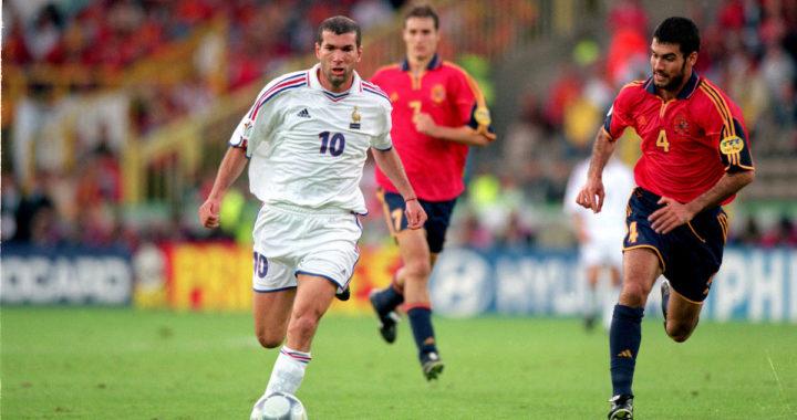 Гениальная «десятка»: Зинедин Зидан на Евро-2000