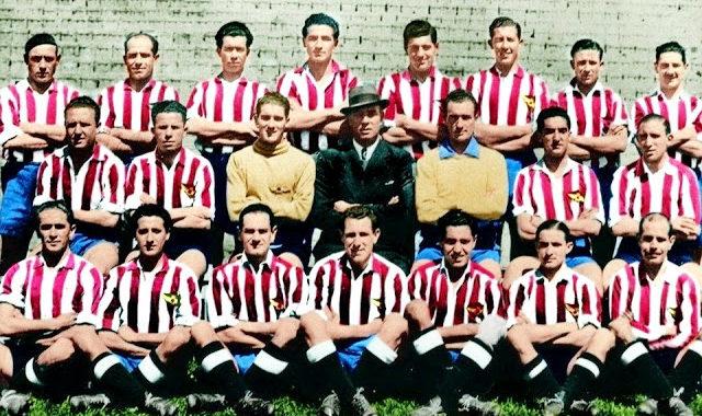 Как испанские ВВС, удача и матч плей-офф спасли мадридский «Атлетико» после Гражданской войны