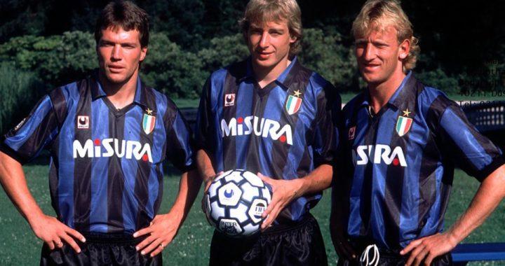 Великое немецкое трио, вернувшее «Интер» в элиту европейского футбола