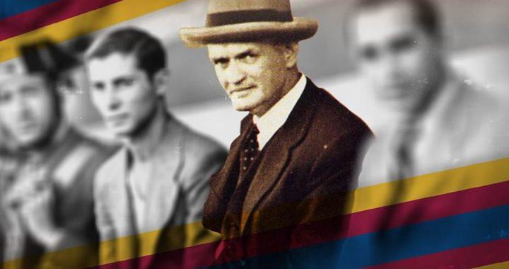 Патрик О'Коннелл – несправедливо забытый тренер, который спас «Барселону»