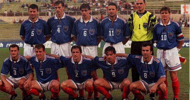Югославия 90-х – великая сборная, которой не было