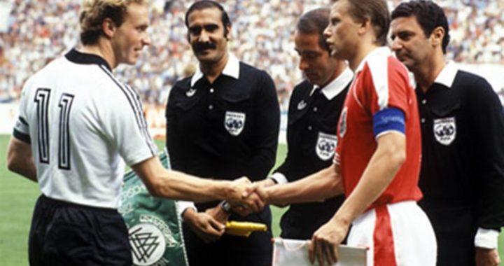 «Хихонский позор»: самый омерзительный матч сборной Германии на чемпионатах мира