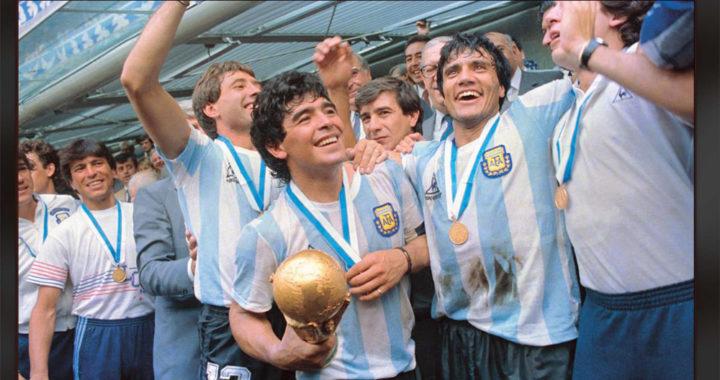 29 июня 1986 года Аргентина стала чемпионом мира