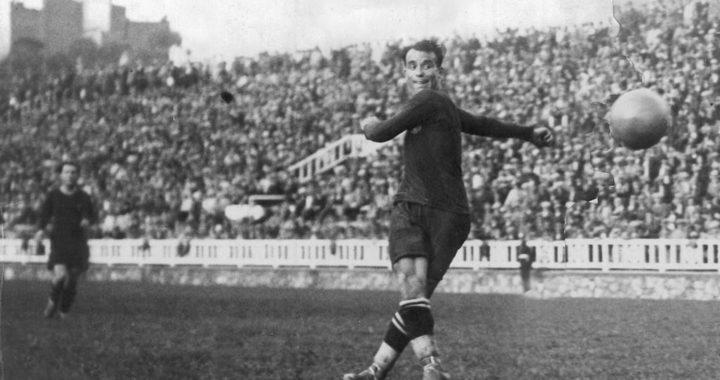 Любимый футболист Сальвадора Дали, «Сюрреалиста» Жозеп Самитьер