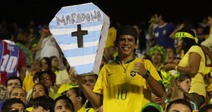 Южноамериканская битва. Вспоминаем 5 самых жестких матчей Аргентины с Бразилией
