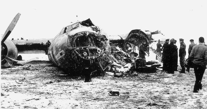 Трагедия пилота, который вез «малышей Басби»: после катастрофы его ненавидела вся Британия