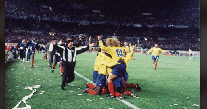 5 сентября 1993 года сборная Аргентины впервые в своей истории пропустила 5 голов в домашнем матче