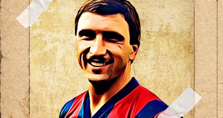 Кранкль на сезон: почему из «Барселоны» выжили одного из лучших форвардов в истории клуба