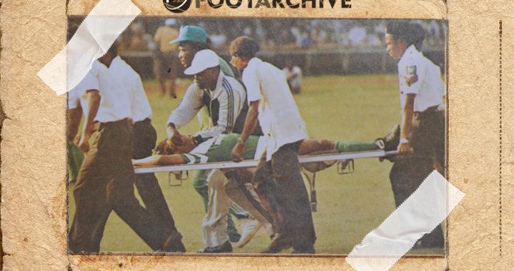 День, когда Нигерия потеряла одного из самых талантливых своих футболистов, Самюэля Оквараджи