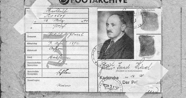 Если бы он не был евреем. История Юлиуса Хирша, нападающего «Карлсруэ» и сборной Германии, которого убили в Освенциме