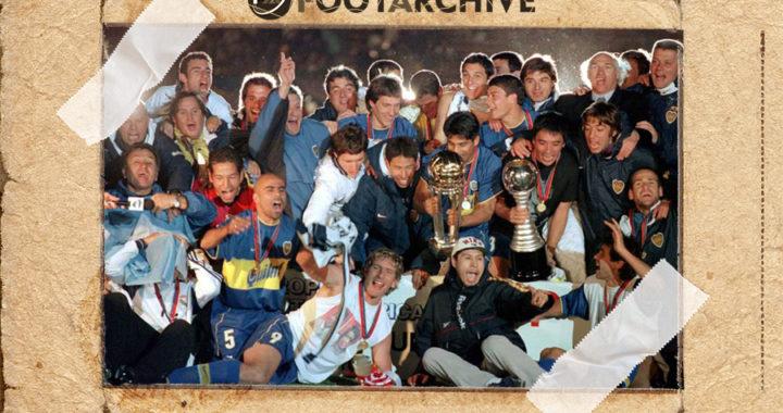 Двадцать лет назад «Бока Хуниорс» и «Реал» бодались в Межконтинентальном Кубке. Команды забили 3 мяча за 9 минут
