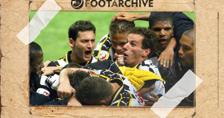 В 2001 году чемпионом Португалии стал маленький клуб, бегавший больше всех в Европе