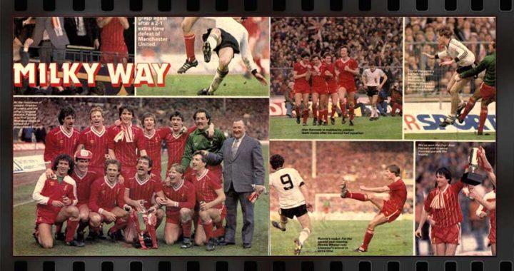 26 марта 1983 года Боб Пэйсли выиграл свой последний финал с «Ливерпулем»