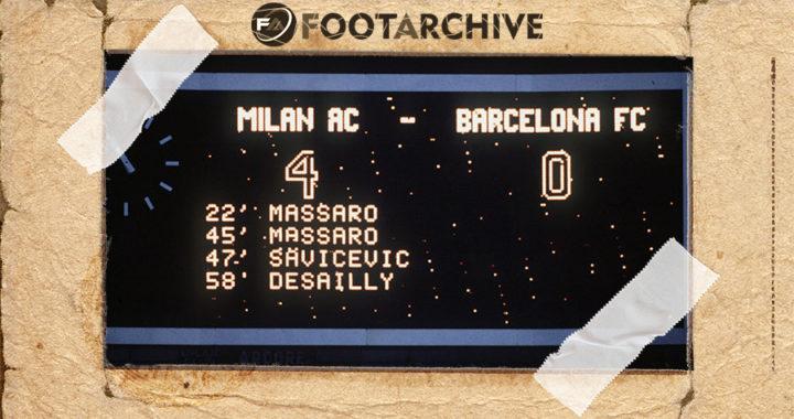 26 лет назад «Милан» Фабио Капелло обыграл «Барселону» Йохана Кройффа в финале ЛЧ и завершил эру Команды мечты