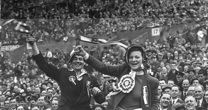 После Второй мировой главные футбольные страны Европы лежали в руинах. Но любовь к игре победила войну