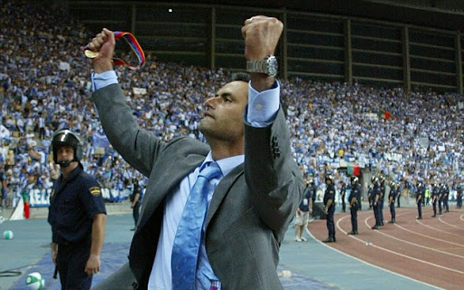 21 мая 2003 года. The First One for the Special One