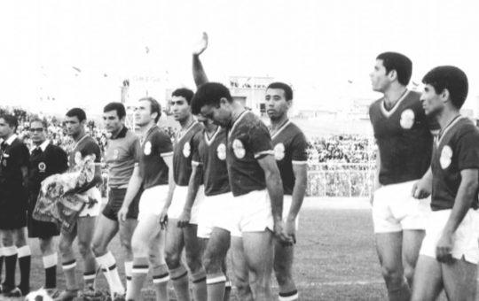 53 года назад Иран сыграл против Израиля в последнем матче Кубка Азии-1968